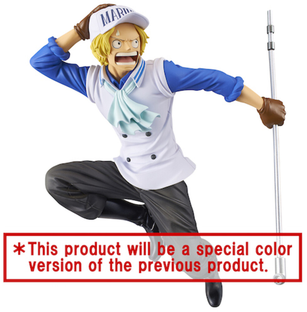 Banpresto - BanPresto - One Piece Magazine A Piece Dream #1 Special Sabo Figure
