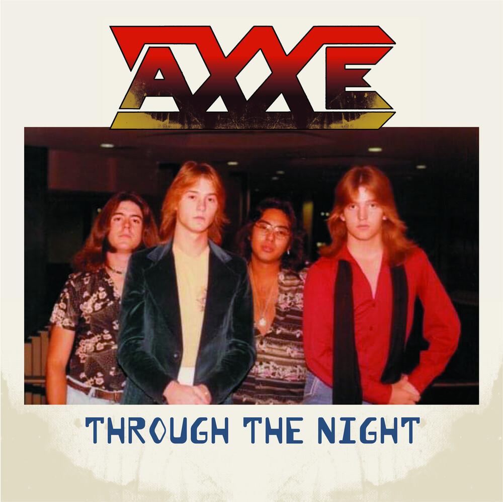 Axxe - Through The Night (Grn)
