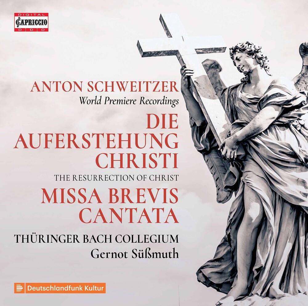 Schweitzer / Thuringer Bach Collegium - Resurrection Of Christ (2pk)