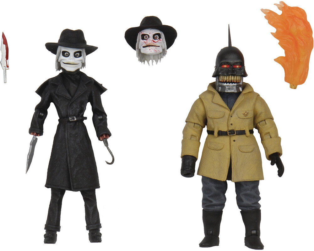 - NECA - Puppet Master Blade & Torch Ultimate 4 Action Figure 2Pk