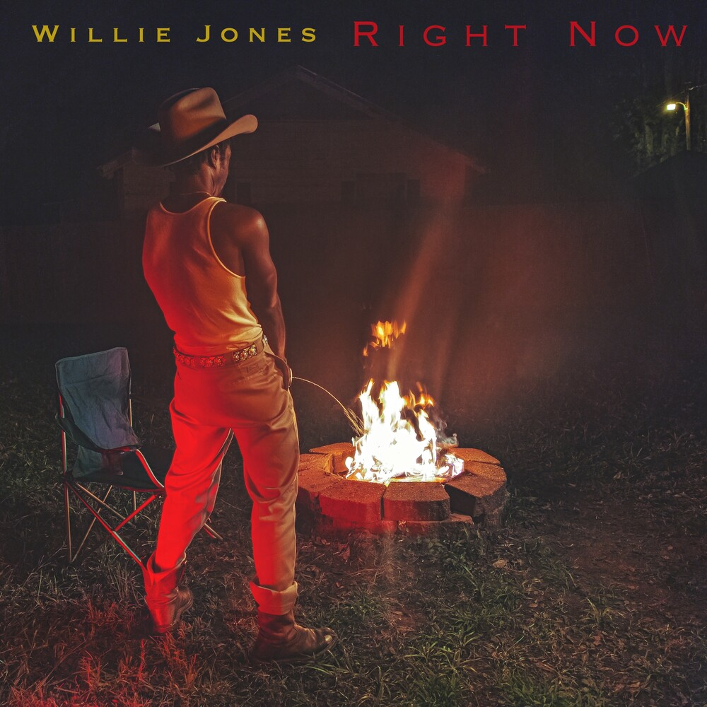 Willie Jones - Right Now [Digipak]