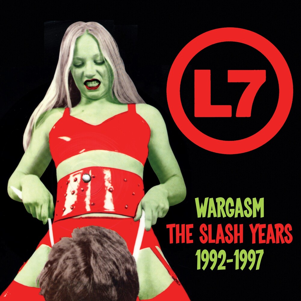 L7 - Wargasm: Slash Years 1992-1997 [Remastered] (Uk)