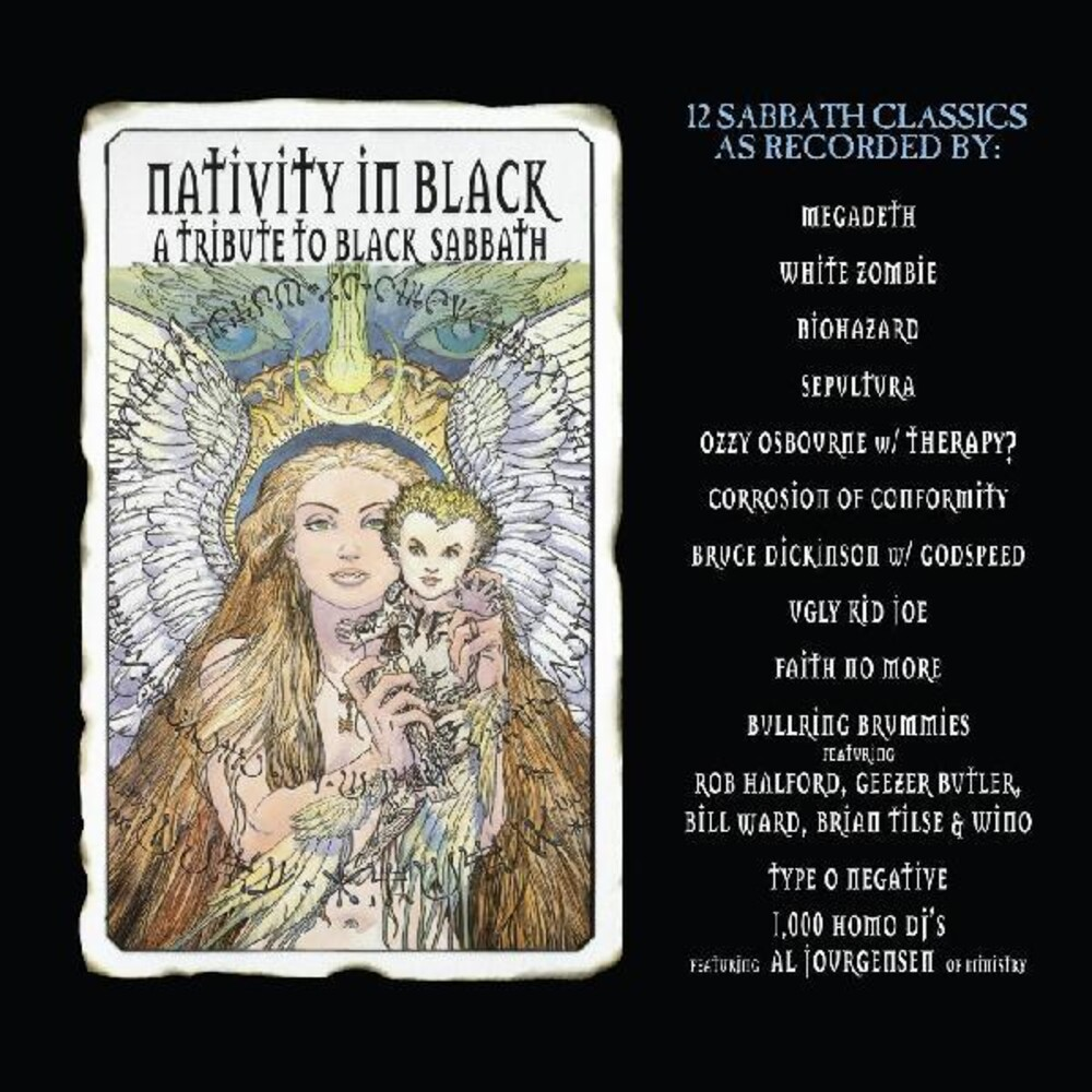 Nativity In Black: Tribute To Black Sabbath / Var - Nativity In Black: Tribute To Black Sabbath / Var