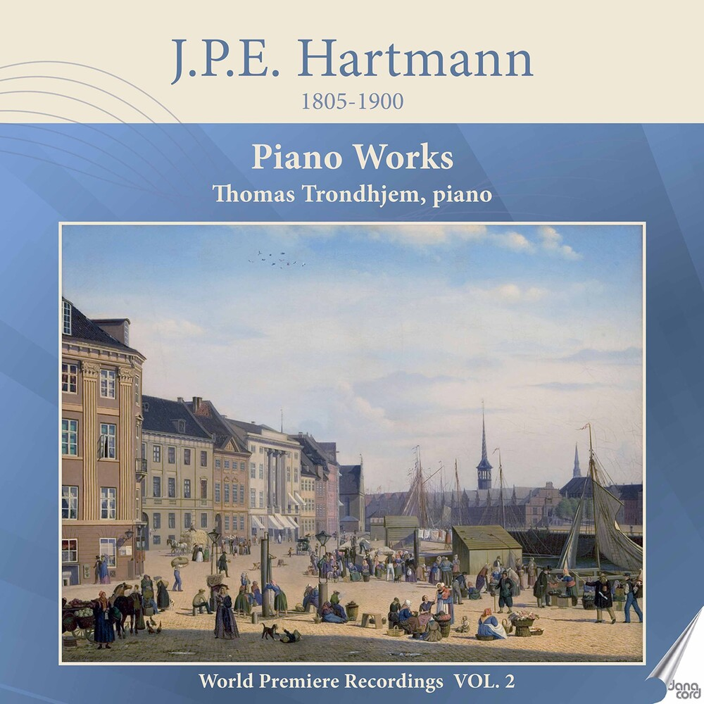 Hartmann / Trondhjem - Piano Works 2