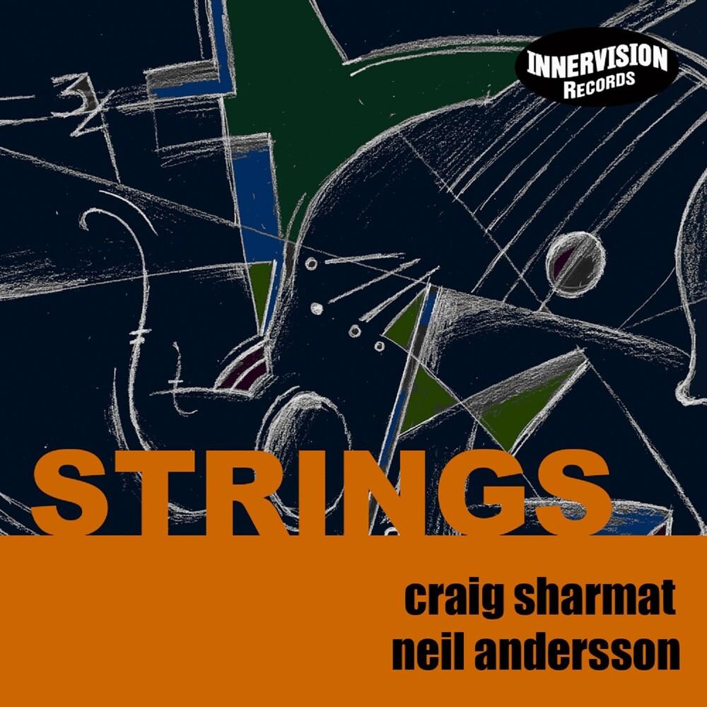 Craig Sharmat - Strings [Digipak]