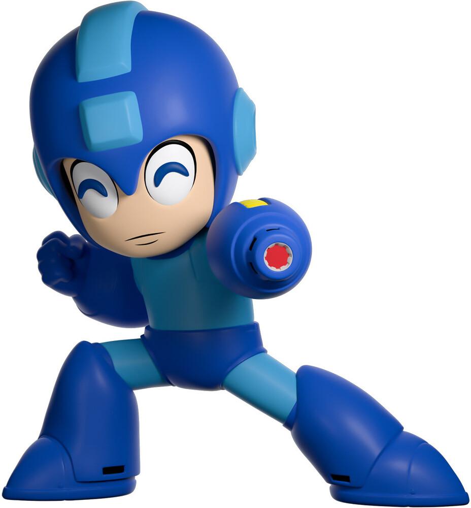- Mega Man - Megaman Vinyl Figure (Clcb) (Vfig)