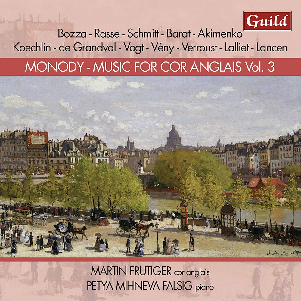 Music For Cor Anglais 3 / Various (2pk) - Music For Cor Anglais 3 / Various (2pk)