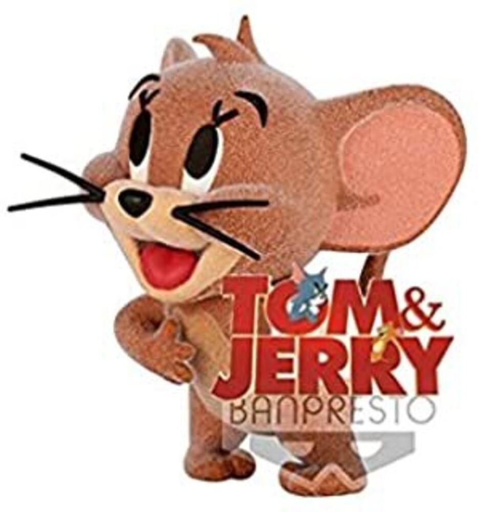 - Tom & Jerry Fluffy Puffy Jerry (Clcb) (Fig)
