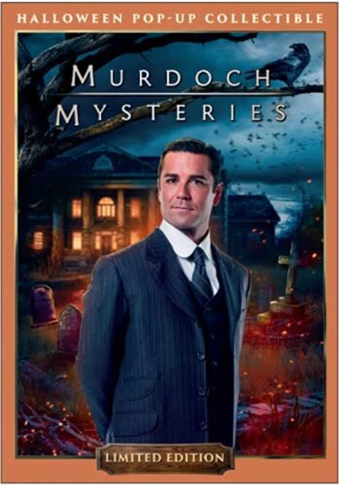 Murdoch Mysteries Halloween Pop-Up Collectible - Murdoch Mysteries Halloween Pop-Up Collectible