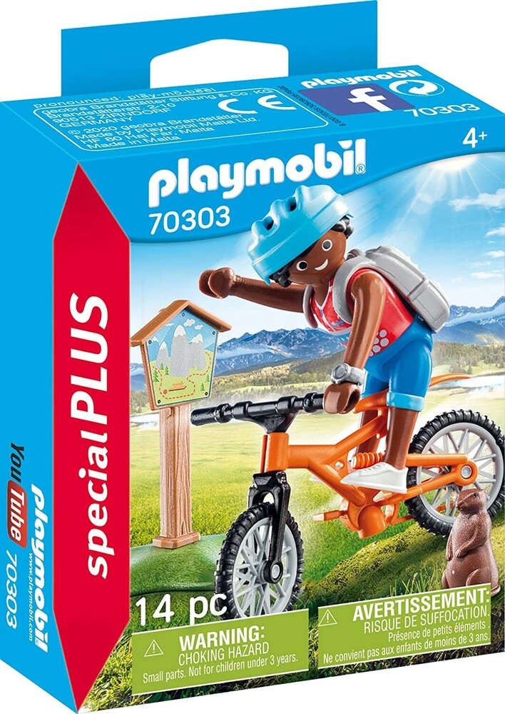 - Special Plus Mountain Biker (Fig)