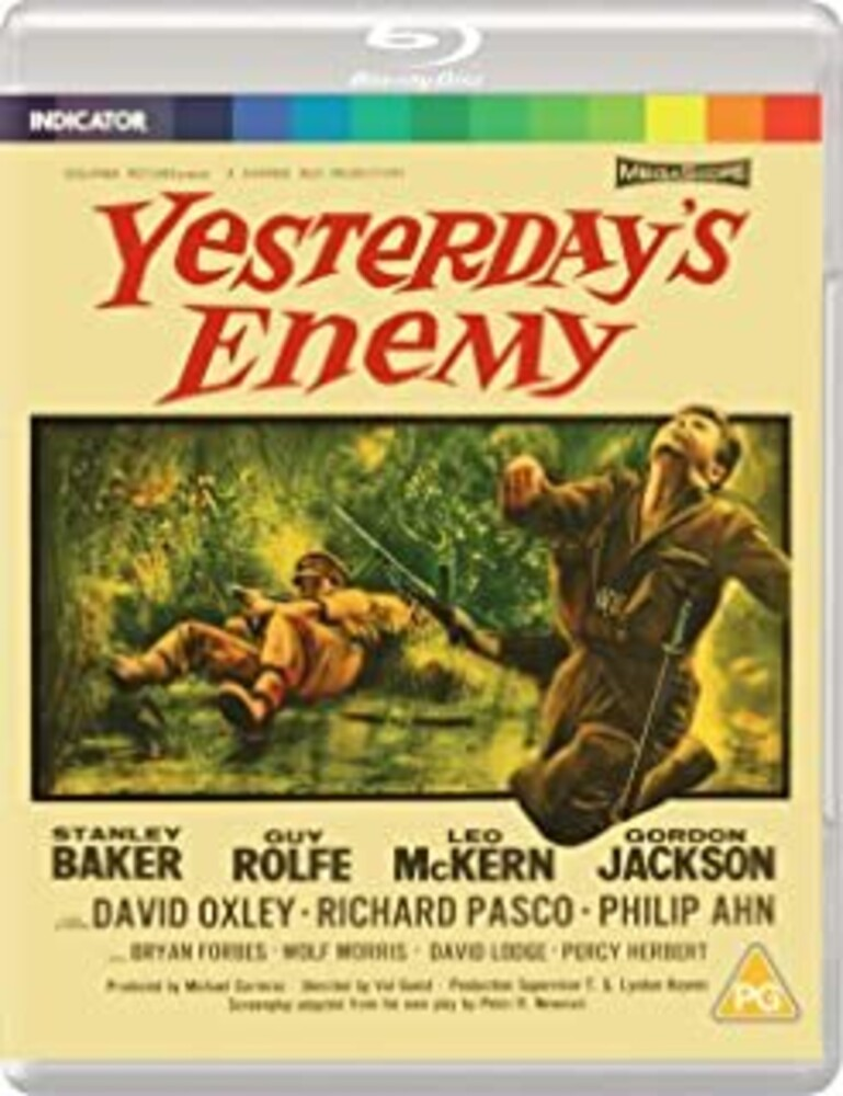 - Yesterday's Enemy (Standard Edition) / (Uk)