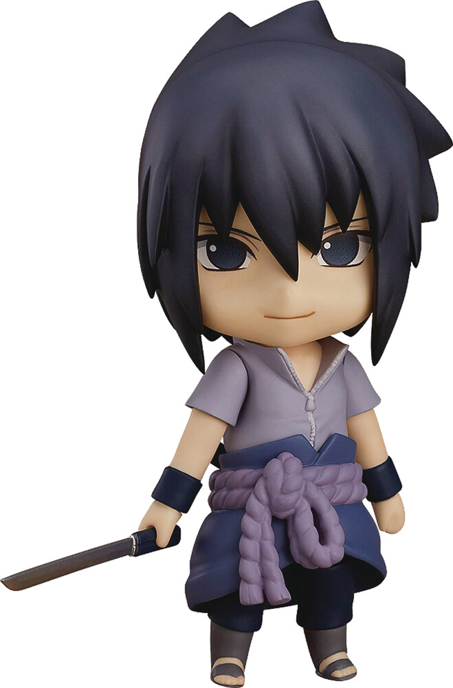 - Naruto Shippuden Sasuke Uchiha Nendoroid Af (Afig)