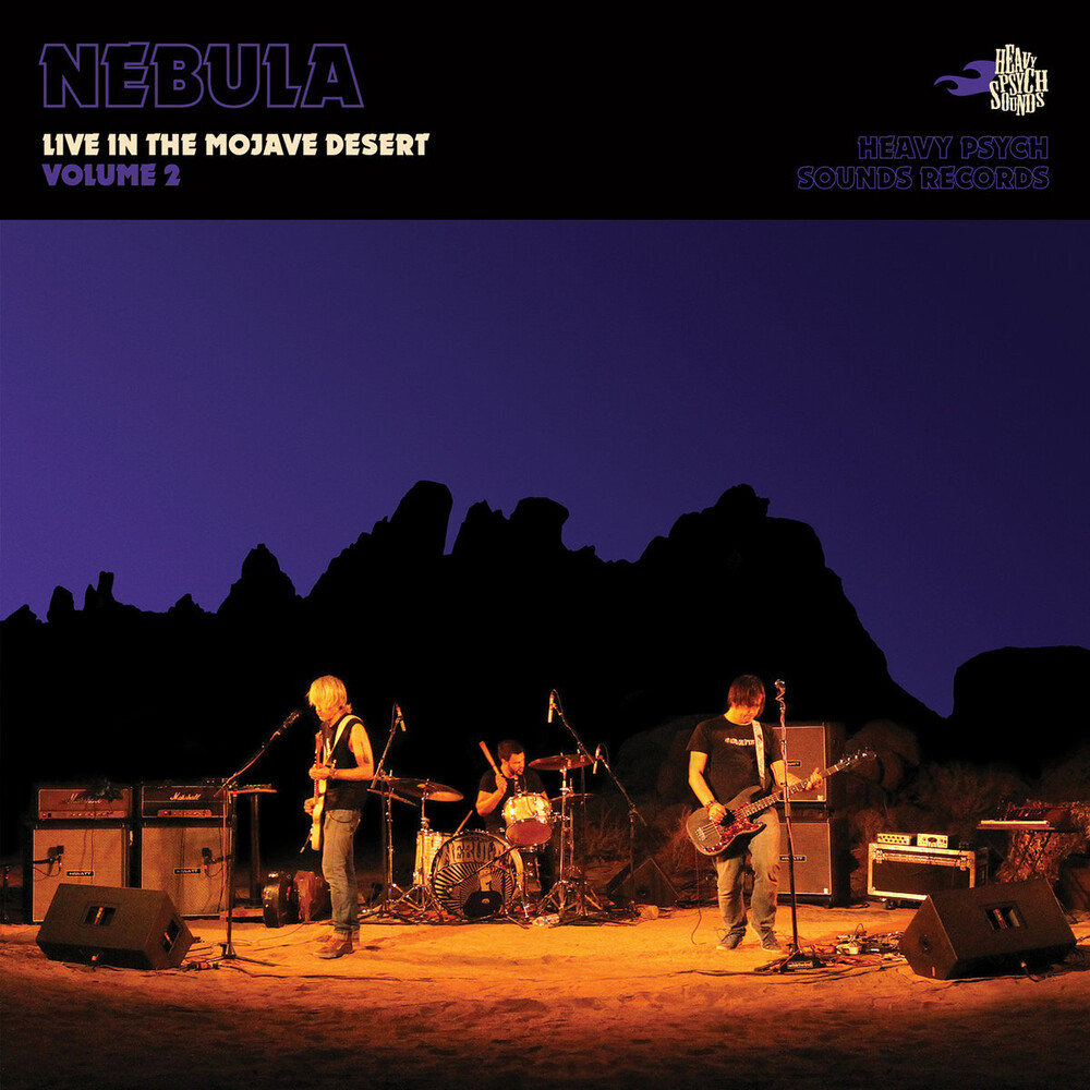Nebula - Nebula Live In The Mojave Desert 2