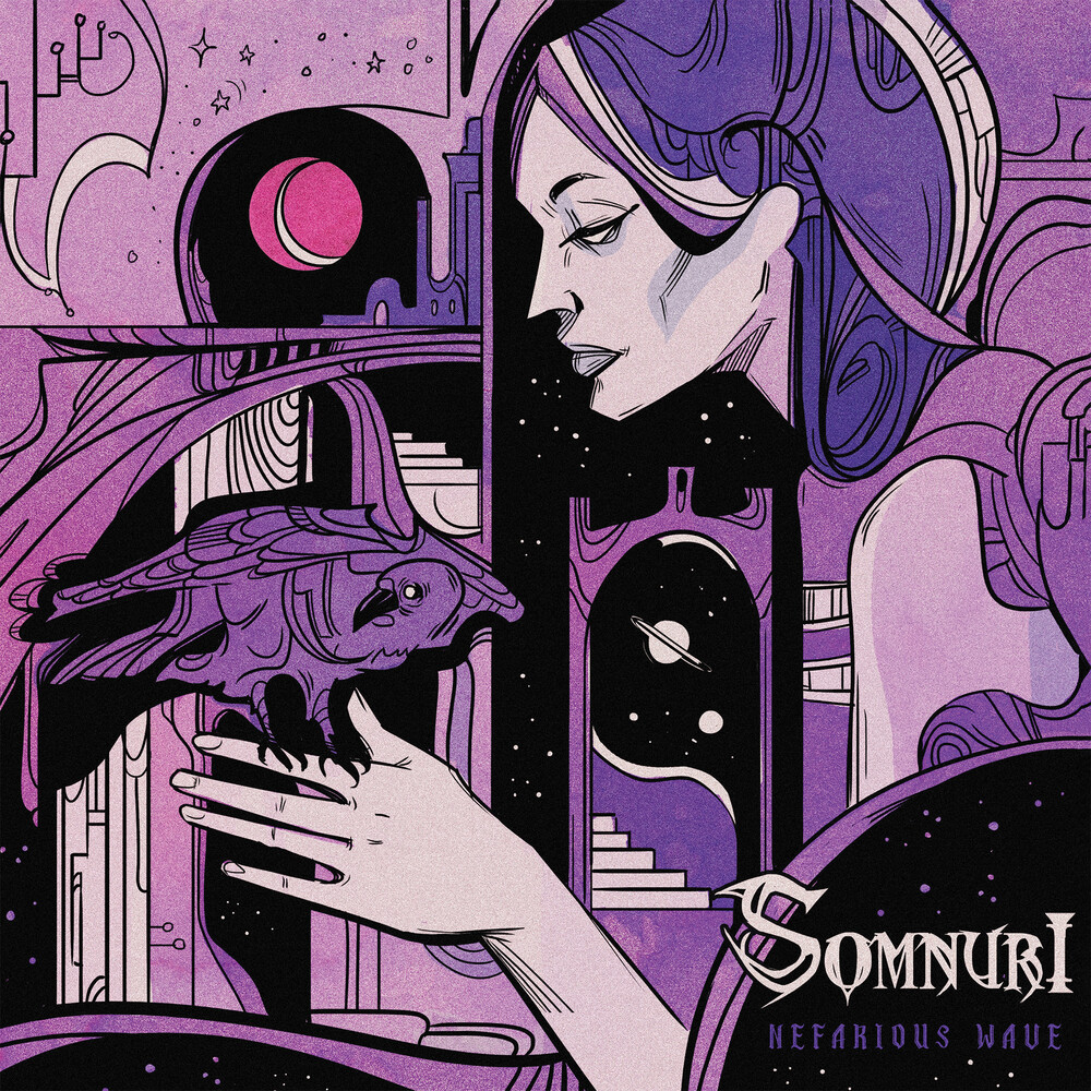 Somnuri - Nefarious Wave