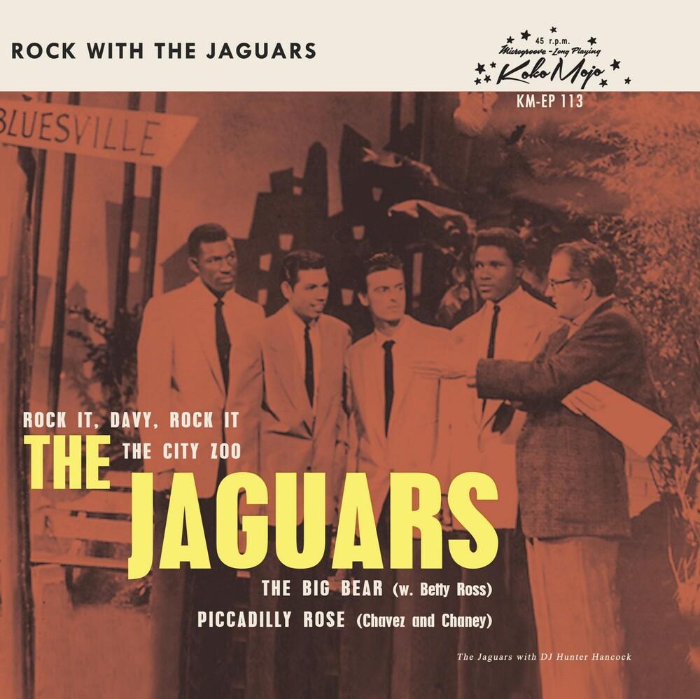 Rock With The Jaguars / Various - Rock With The Jaguars / Various