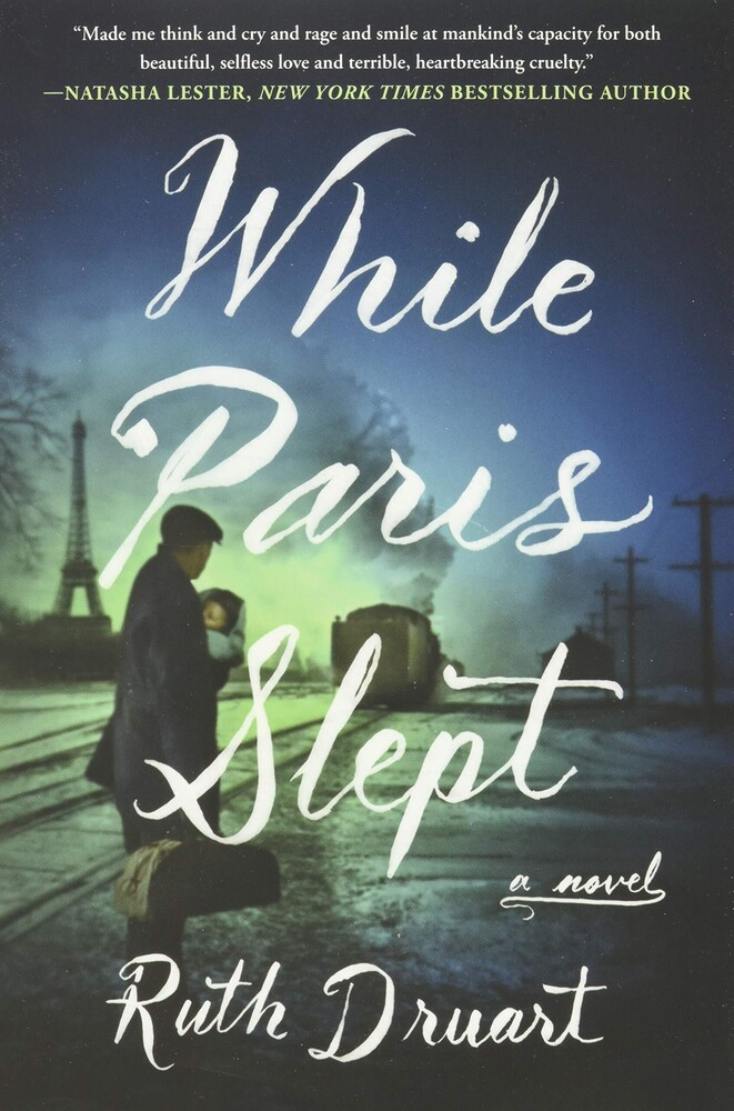 Ruth Druart - While Paris Slept (Ppbk)