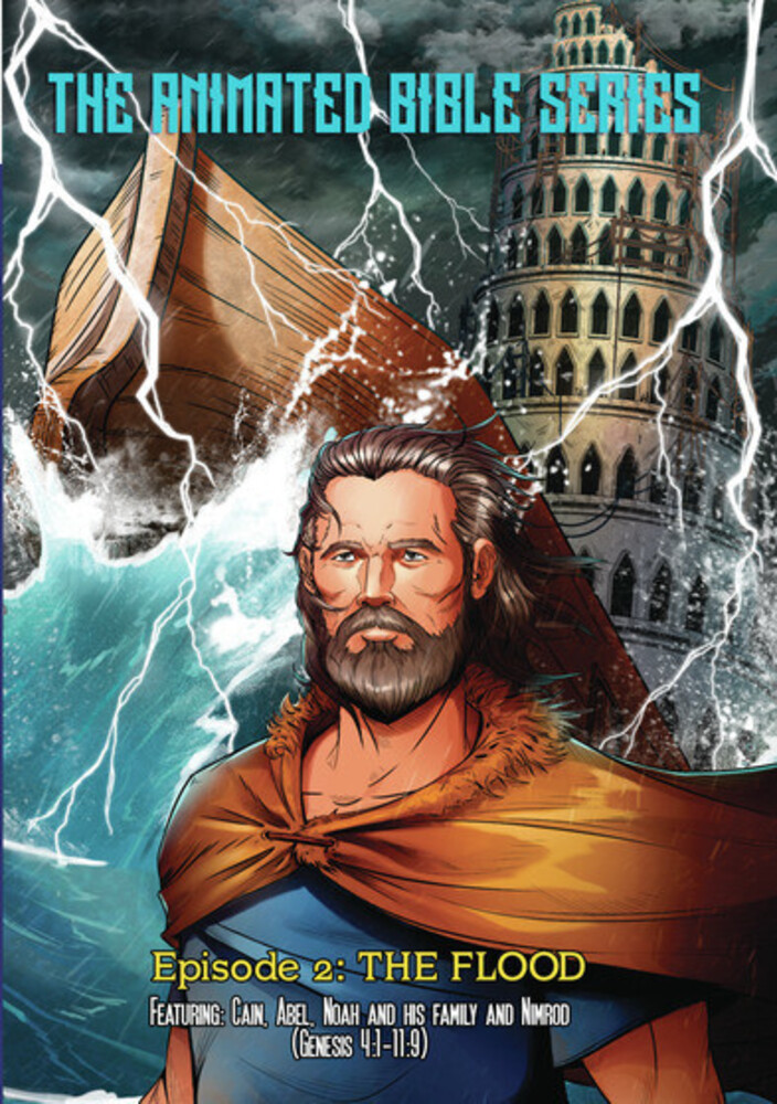 - The Animated Bible Series: The Flood