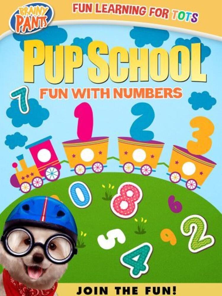 - Pup School Jr: Fun With Numbers