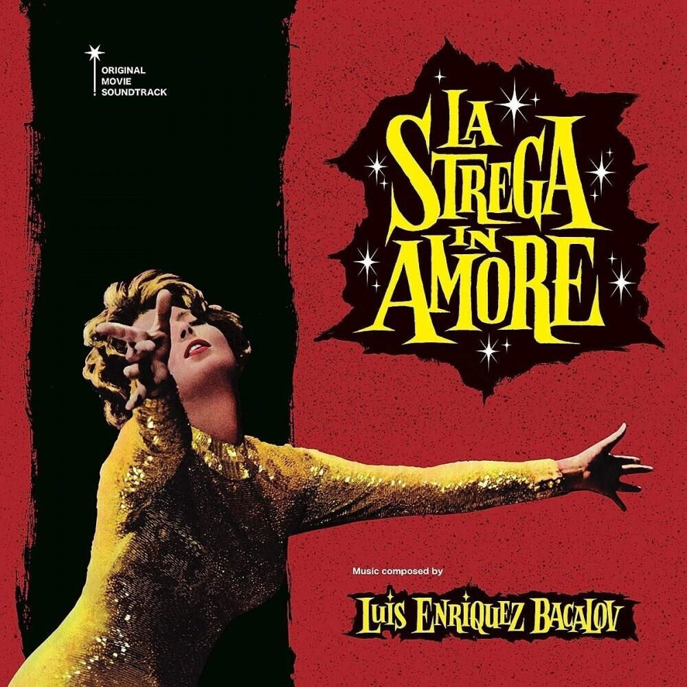 Luis Bacalov - La strega in amore (Original Motion Picture Soundtrack)
