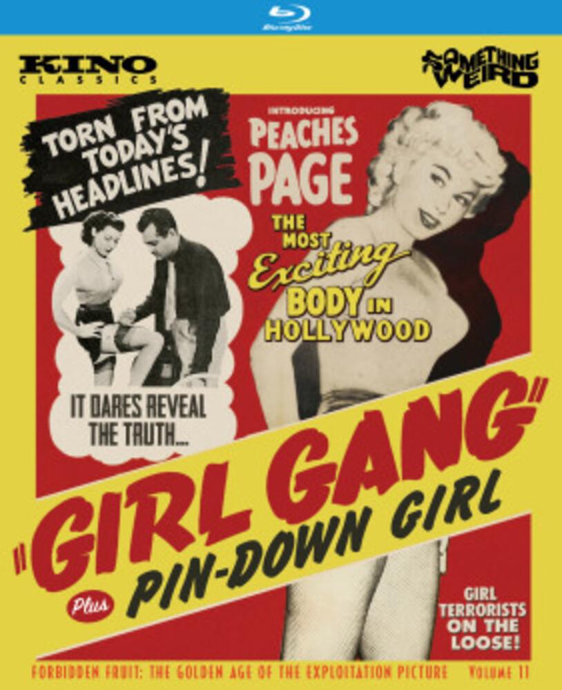 - Girl Gang / Pin Down Girl