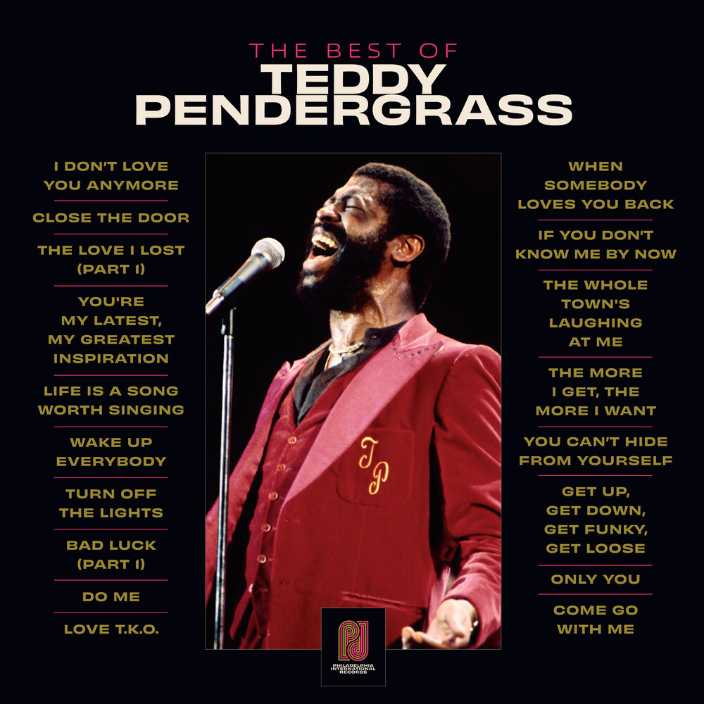 - The Best Of Teddy Pendergrass