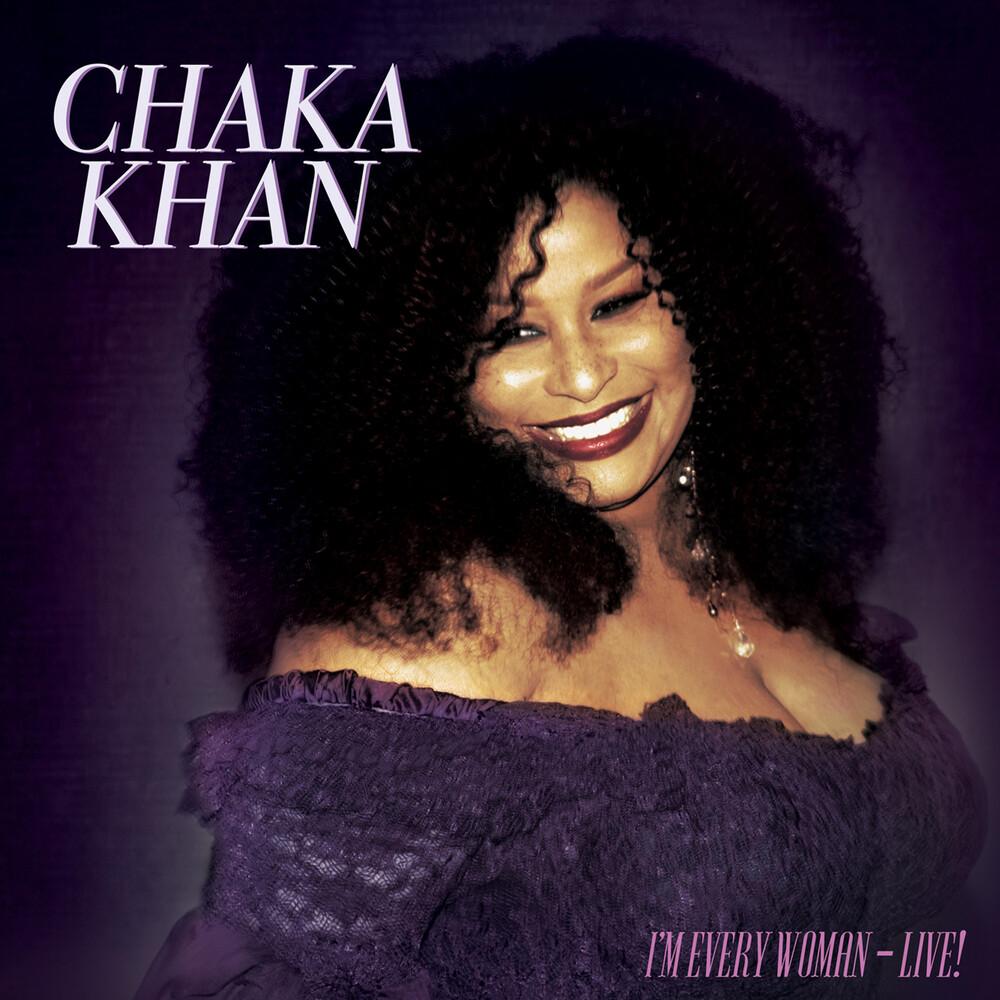 Chaka Khan - I'm Every Woman - Live! [Colored Vinyl] (Gate)