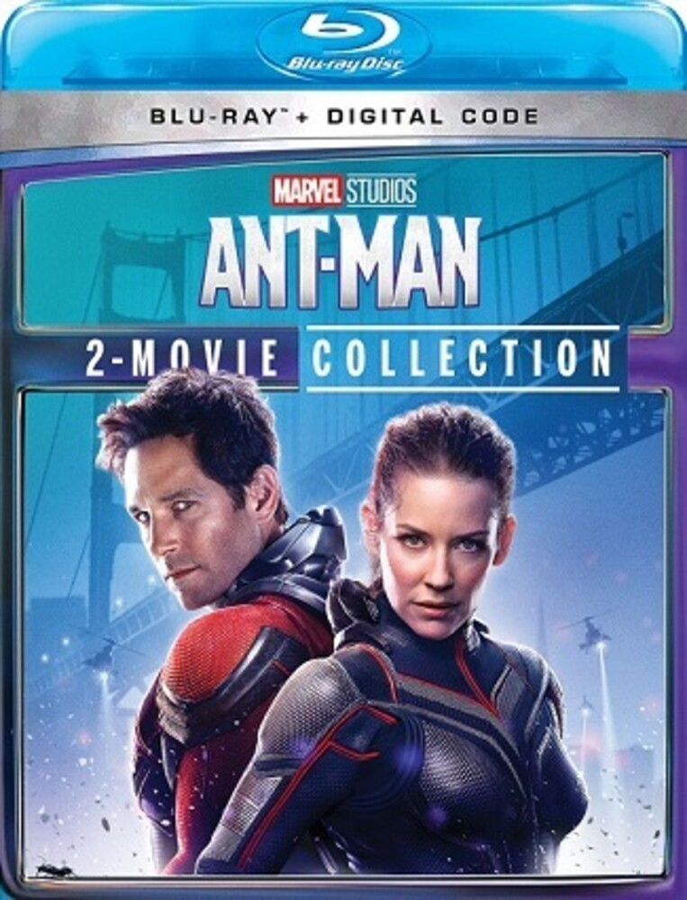 - Ant-Man / Ant-Man & The Wasp 2-Movie Collection
