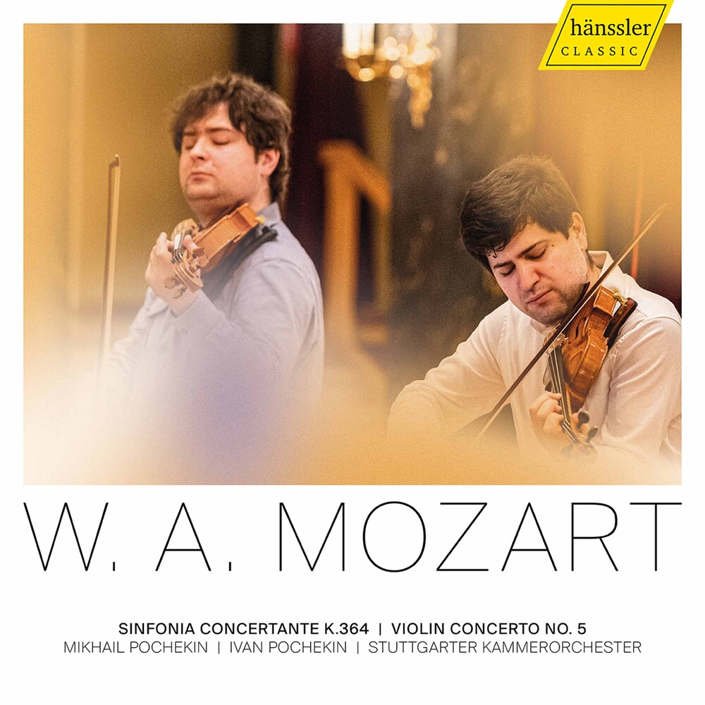 - Sinfonia Concertante 364