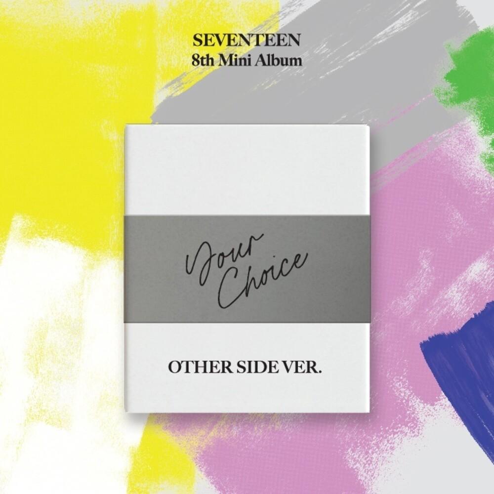 Seventeen - Seventeen 8th Mini Album Your Choice (Other Ver)