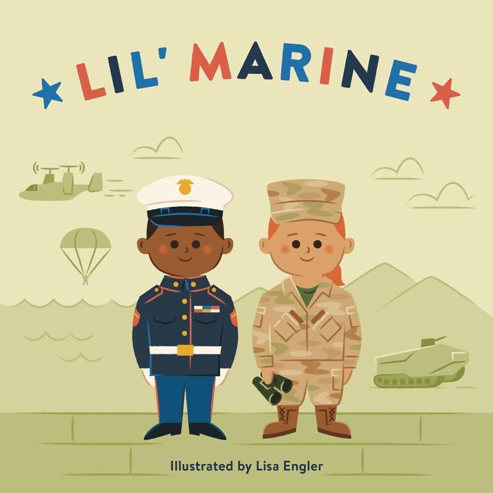 Lisa Engler - Lil Marine (Bobo) (Ill)