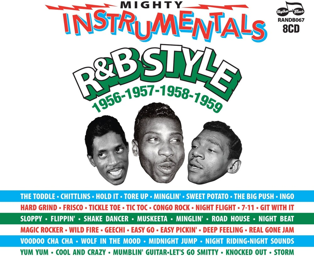 Mighty Instrumentals R&B Style 1956-1959 / Various - Mighty Instrumentals R&B Style 1956-1959 / Various