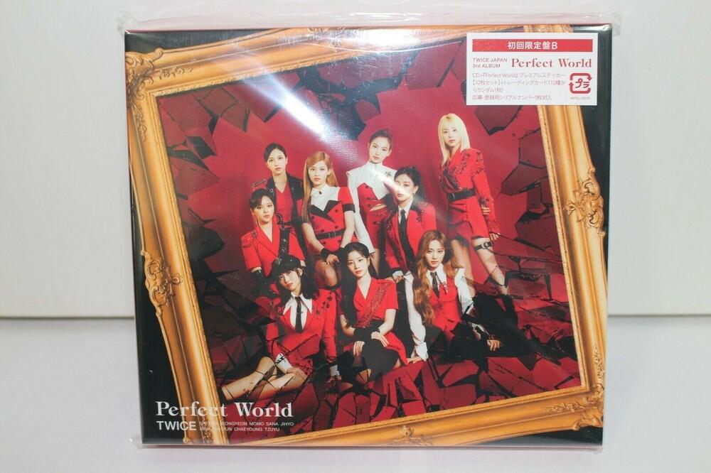 Twice - Perfect World (Version B) (Jpn)