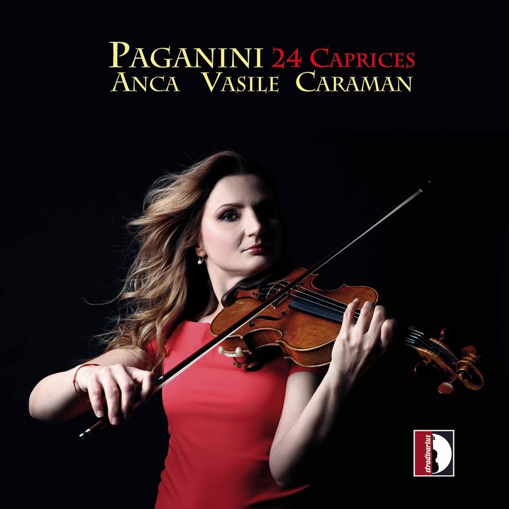 Paganini / Camaran - 24 Caprices