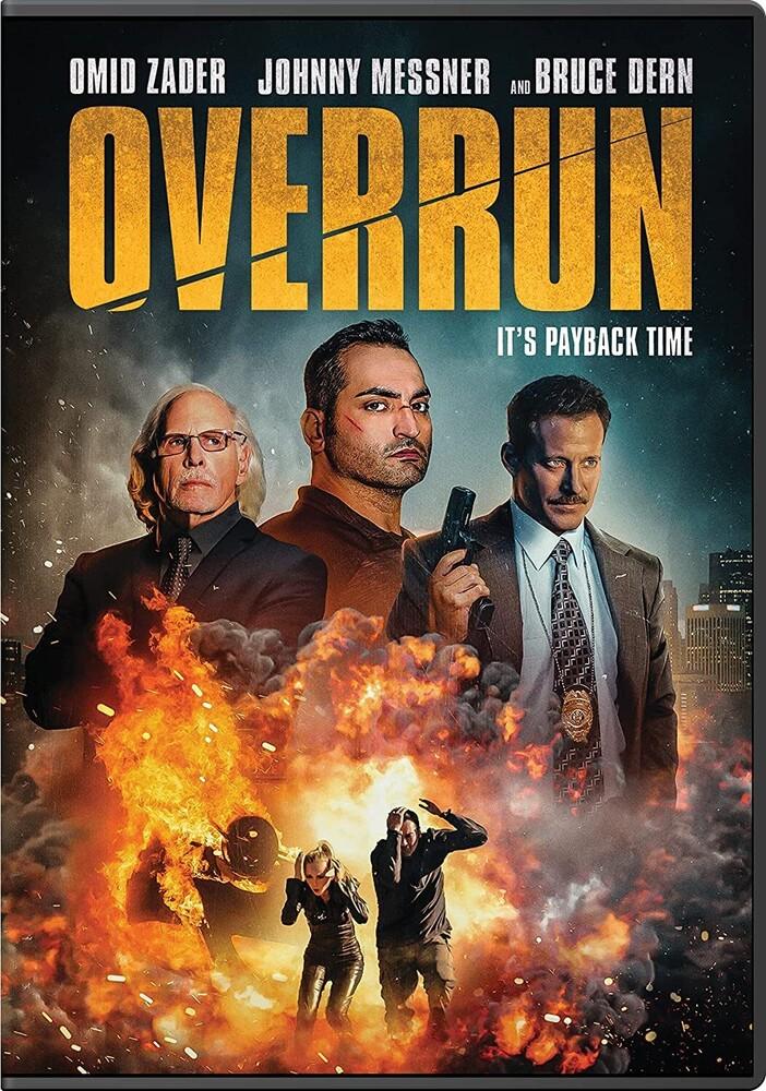 Overrun DVD - Overrun Dvd