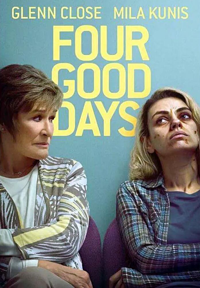 Four Good Days DVD - Four Good Days Dvd