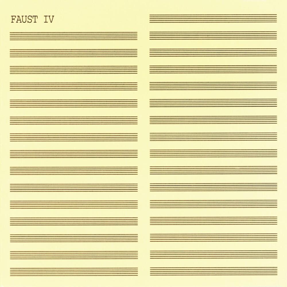 Faust - Faust Iv (Uk)