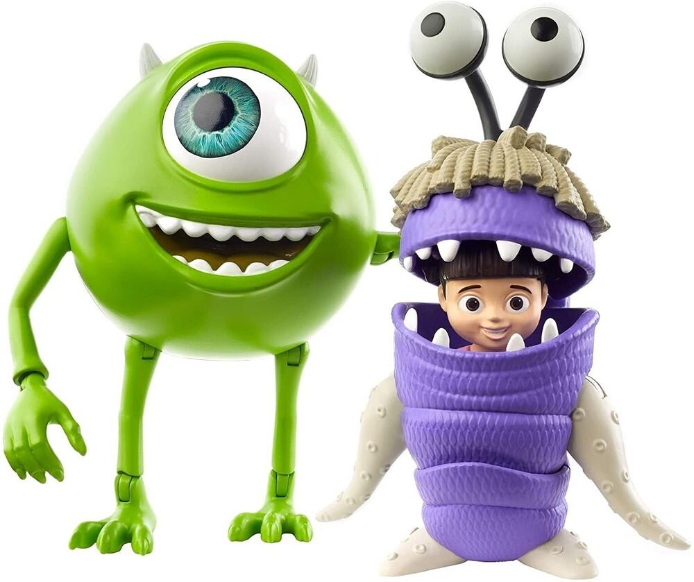 - World Of Pixar Figure Mike & Boo (Fig)