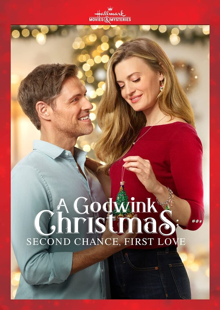 Godwink Christmas: Second Chance, First Love DVD - Godwink Christmas: Second Chance, First Love Dvd
