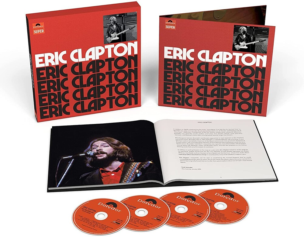 Eric Clapton - Eric Clapton (Box)