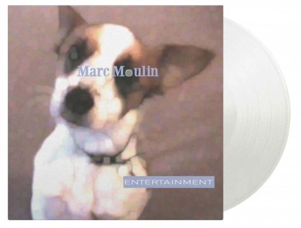 Marc Moulin - Entertainment [Clear Vinyl] [Limited Edition] [180 Gram] (Hol)