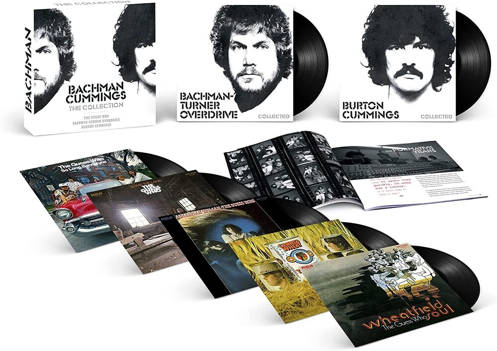 Bachman, Randy / Cummings, Burton - Bachman Cummings: The Collection