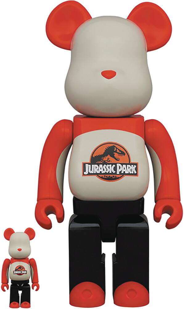 Medicom - Jurassic Park 100% & 400% Bea 2pk (Clcb) (Fig)