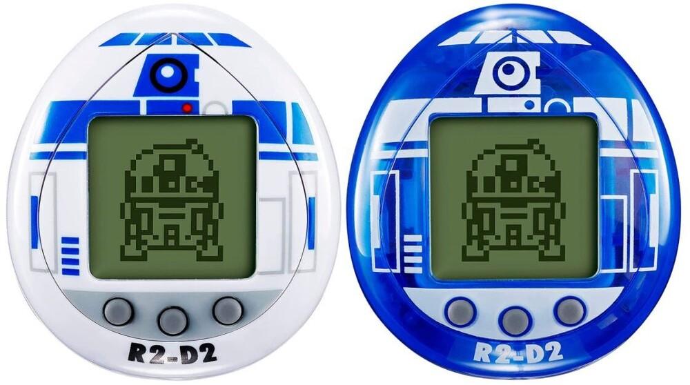 Tamagotchi - Star Wars R2d2 Tamagotchi With Ppq Asrt (Clcb)