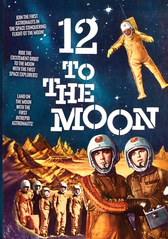 12 to the Moon - 12 To The Moon