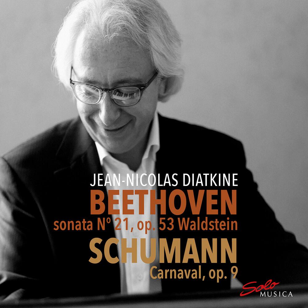 Beethoven / Diatkine - Sonata 21 53 Carnaval 9