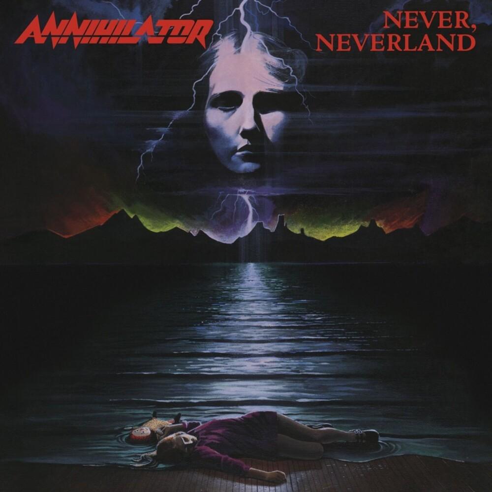 Annihilator - Never Neverland [Limited 180-Gram Purple Colored Vinyl]