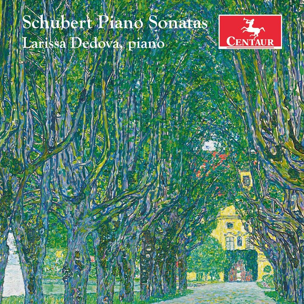 Schubert / Dedova - Piano Sonatas (Box)