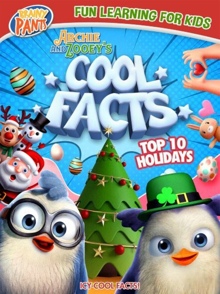 Jill Jannik - Archie & Zooey's Cool Facts: Top 10 Holidays