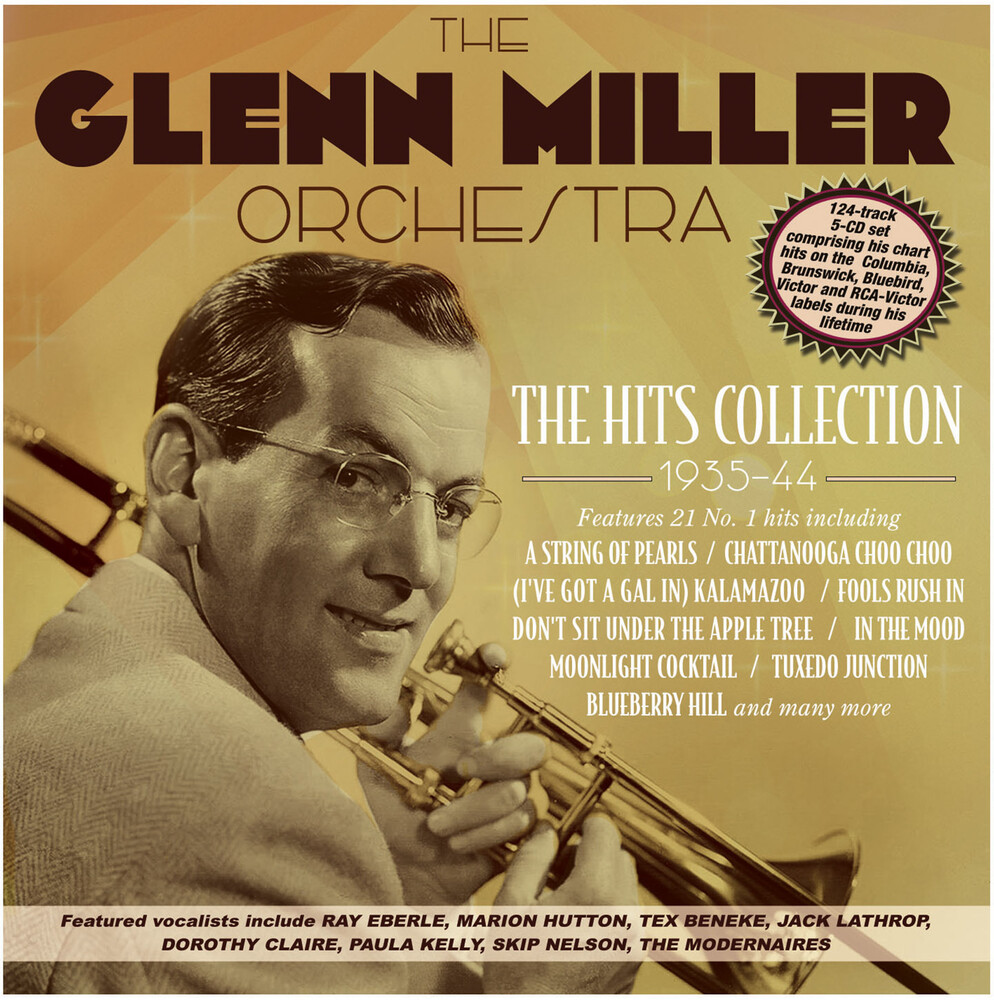 Glen Miller - Hits Collection 1935-44