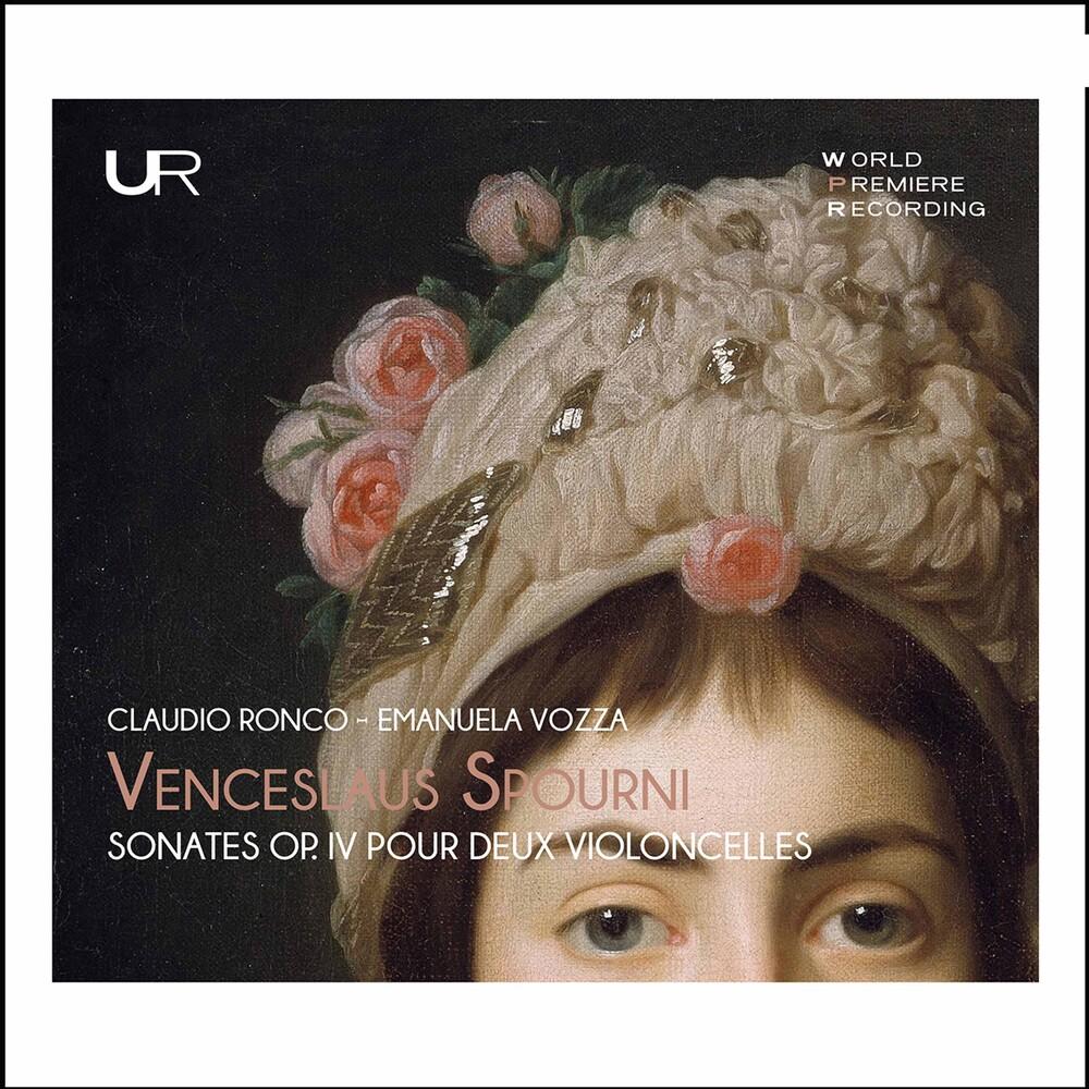 Spourni / Ronco / Vozza - Six Sonatas For Two Cellos